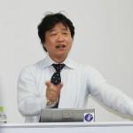 田中みのる氏社内研修-写真1