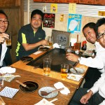 あの湯川鶴章さんとチームTechWaveが福山にやってくるSP-写真-懇親会
