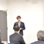 第3回田中みのる氏社内研修-写真-花崎章
