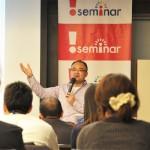 クチコミをビジネスに活かすソーシャルリスニング基礎講座-写真-泉浩人氏2