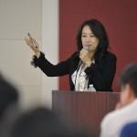 Facebookとの対比で読み解くGoogle+最新動向とビジネス活用-写真-熊坂仁美氏2