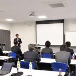 第3回田中みのる氏社内研修-写真