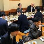 法人向け(B2B)ビジネス飛躍のためのマーケティング術2015基礎編-懇親会-1