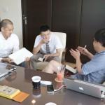 ストーリー理論を学ぶ社内研修会-写真3