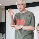 ストーリー理論を学ぶ社内研修会-写真-岡田勲氏4