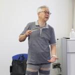 ストーリー理論を学ぶ社内研修会-写真-岡田勲氏