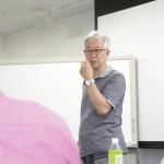 ストーリー理論を学ぶ社内研修会-写真-岡田勲氏2