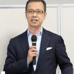 サイトとアプリの開発者が教えるスマートフォンを活用したマーケティング術-写真-飯野勝弘氏2
